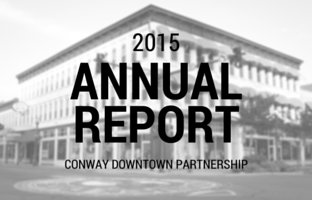 Conway Downtown Partnership Annual Report
