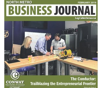 The Conductor: Trailblazing the Entrepreneurial Frontier [North Metro Business Journal]