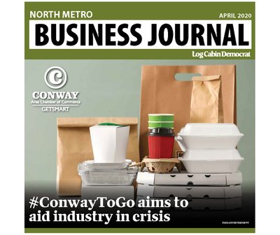 #ConwayToGo aims to aid industry in crisis [North Metro Business Journal]