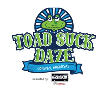 Toad Suck Daze announces concession changes, sweepstakes, contributions