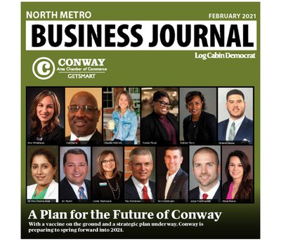 A Plan for the Future of Conway [North Metro Business Journal]