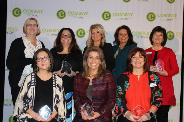 2017 Women in Business Honorees