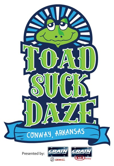 Toad Suck Daze 2017 presented by Crain Buick GMC and Crain Kia