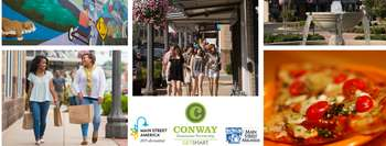 Share your opinion about downtown and the future of downtown Conway!
